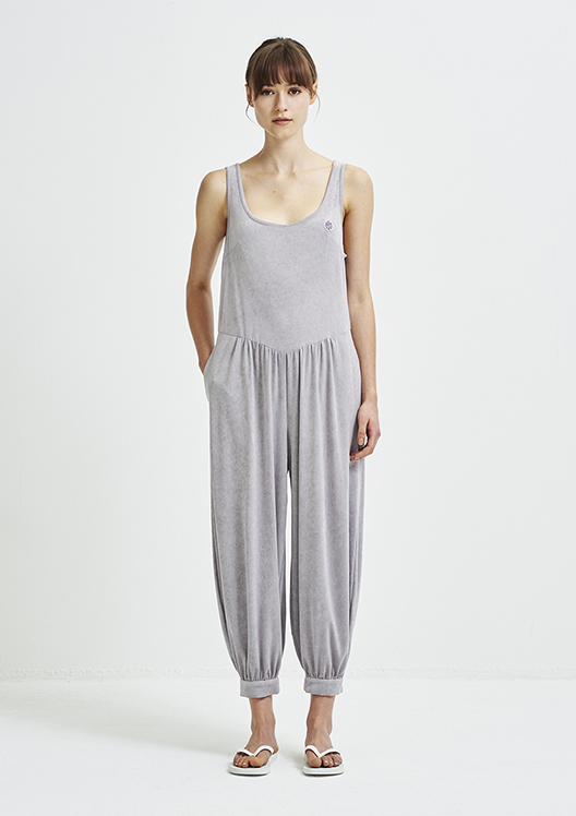 SUMMER VELOR JUMP-SUIT