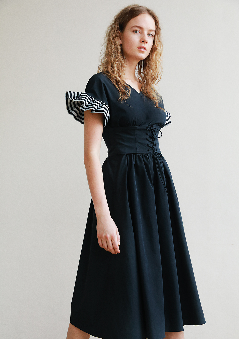 CORSETTE DRESS