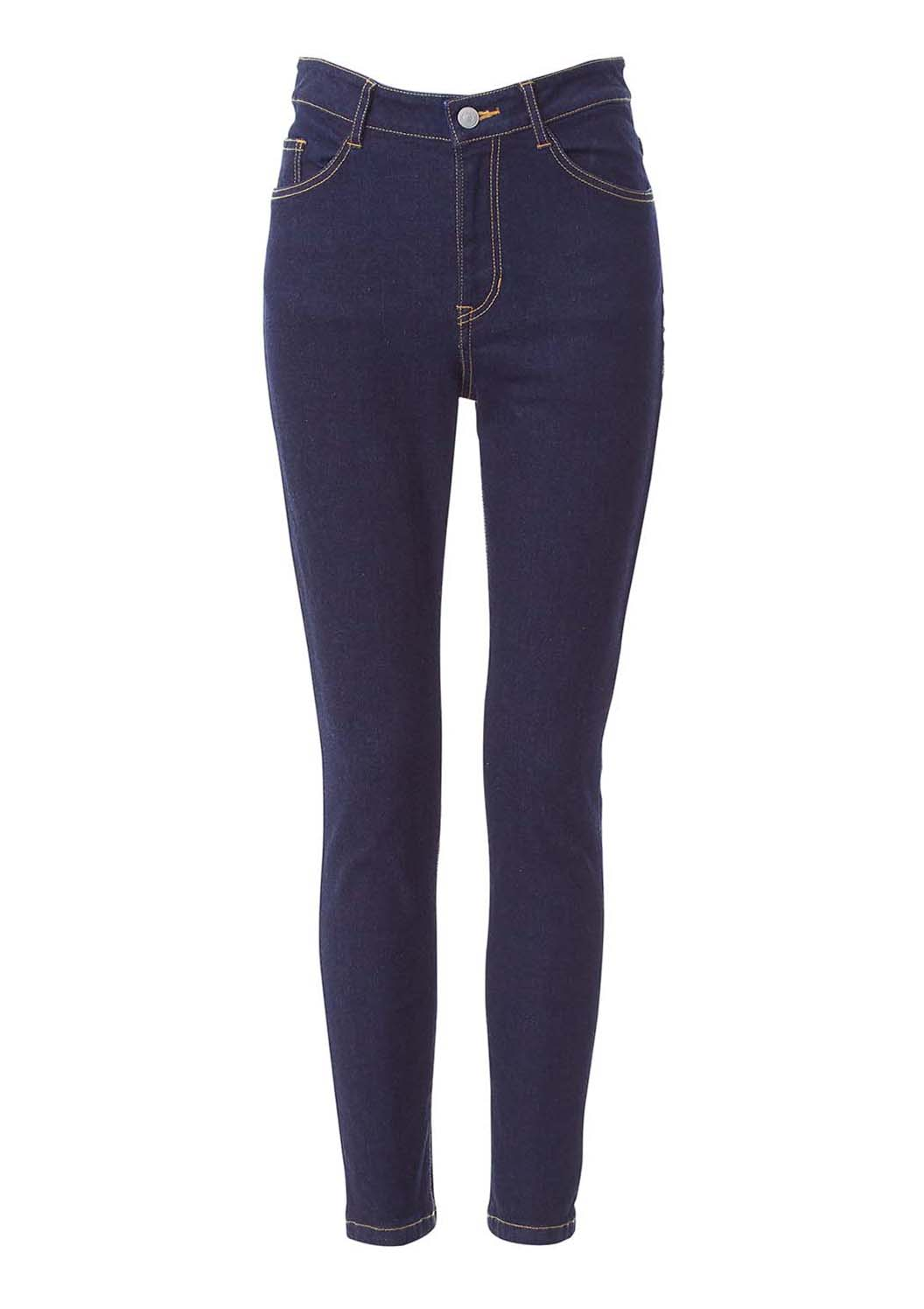 BASIC SKINNY DENIM PANTS(36)