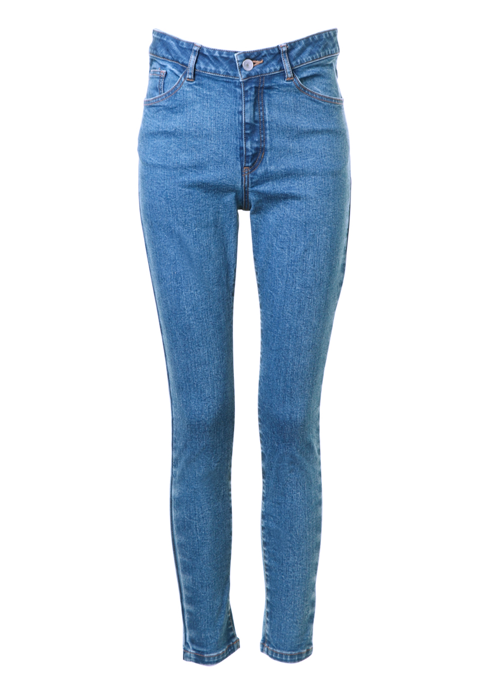 BASIC SKINNY DENIM PANTS
