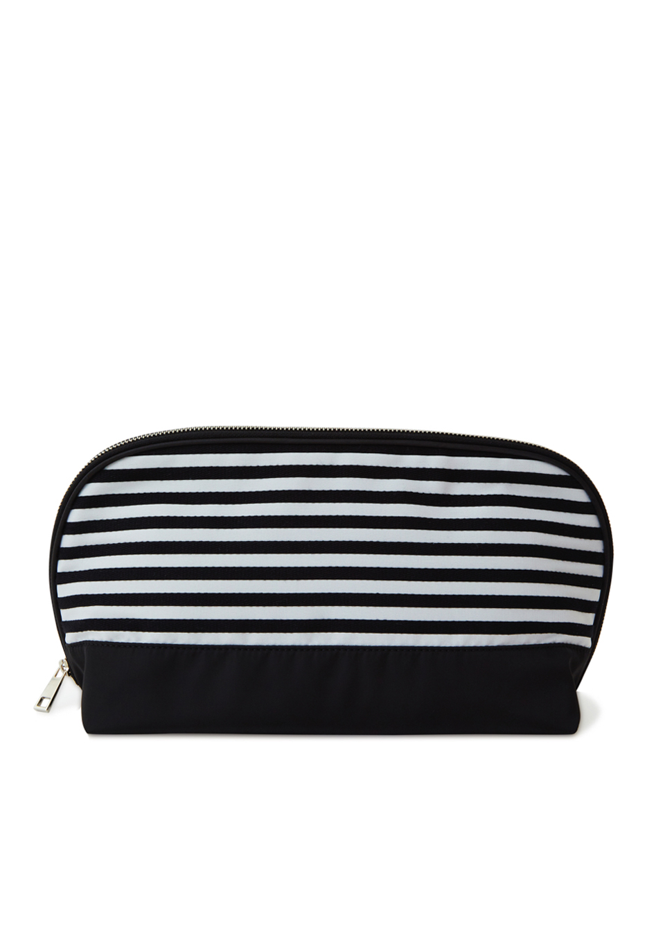 BORDER MAKE UP BAG(F)